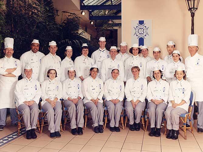 le Cordon Bleu Class Picture